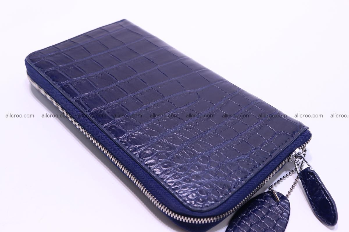 Crocodile wallet-clutch 1 zip 320 Foto 3