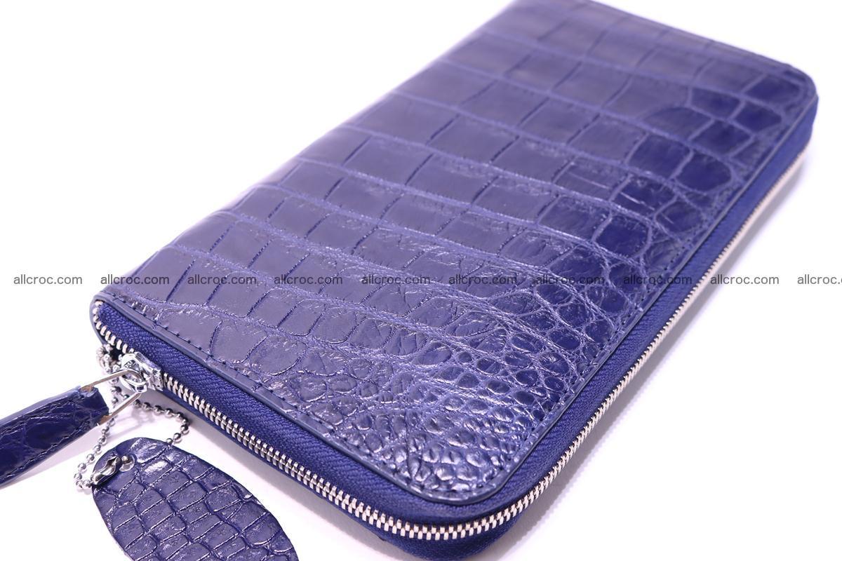 Crocodile wallet-clutch 1 zip 320 Foto 4