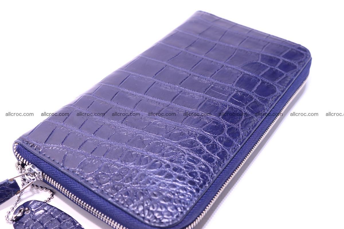 Crocodile wallet-clutch 1 zip 320 Foto 5