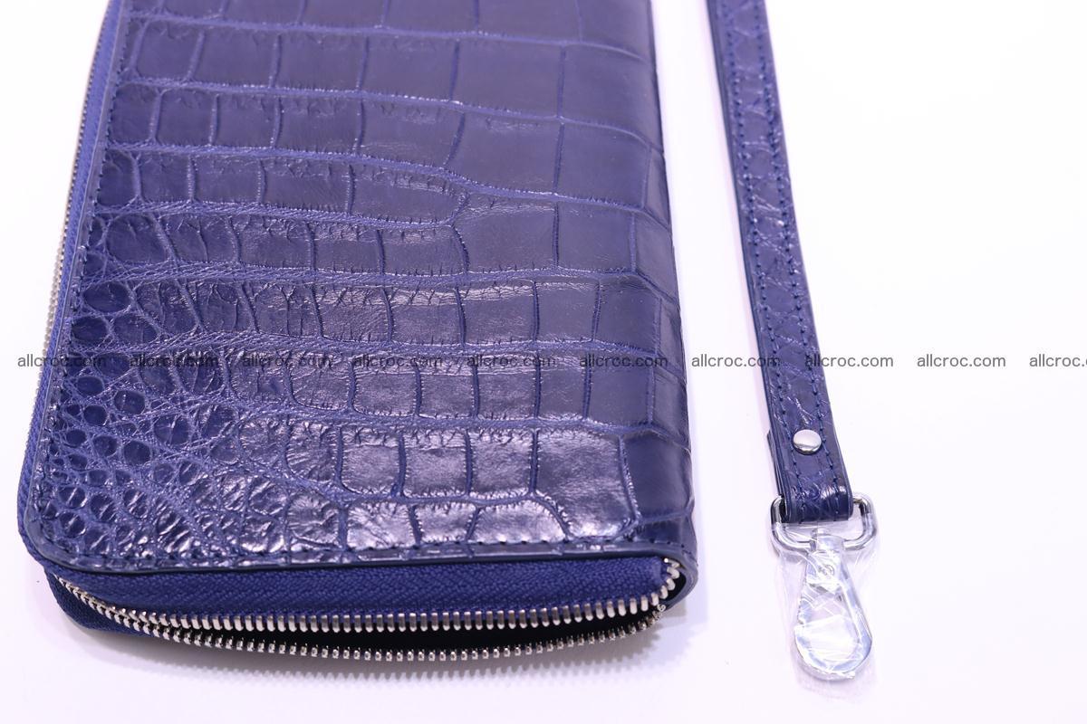 Crocodile wallet-clutch 1 zip 320 Foto 9