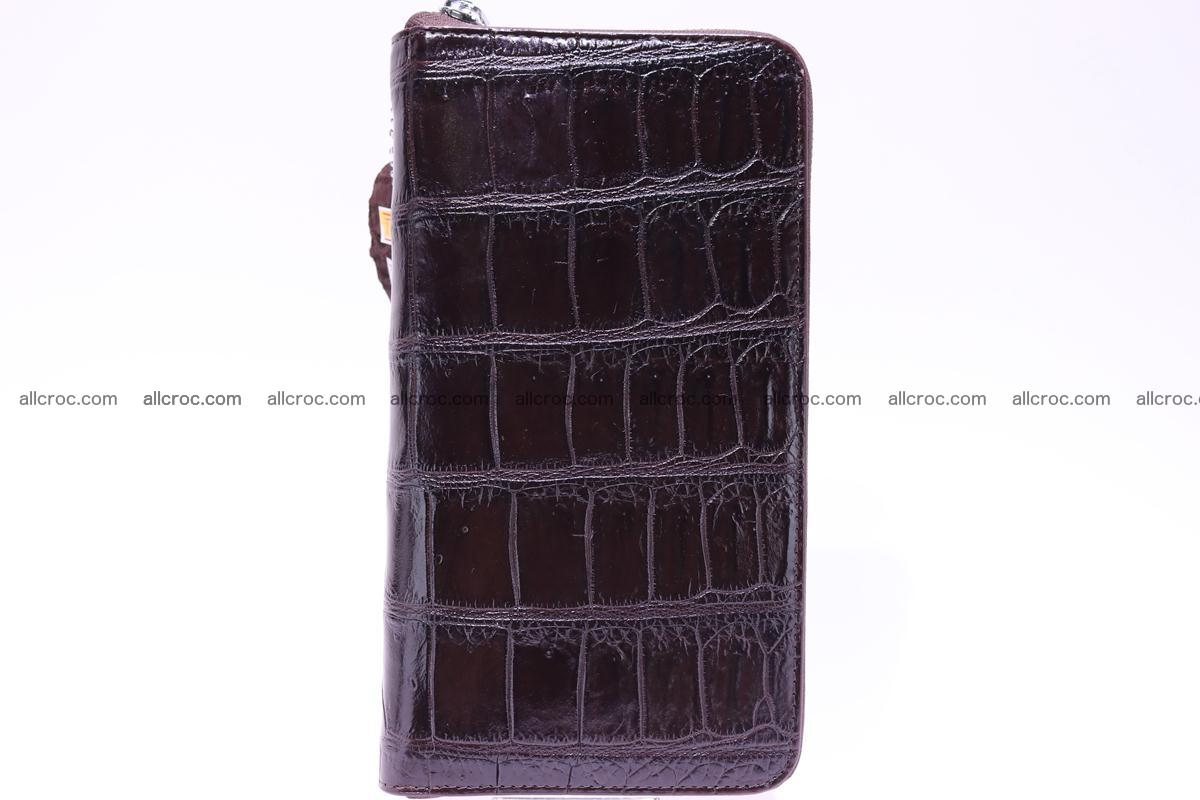 Crocodile wallet-clutch 1 zip 318 Foto 8