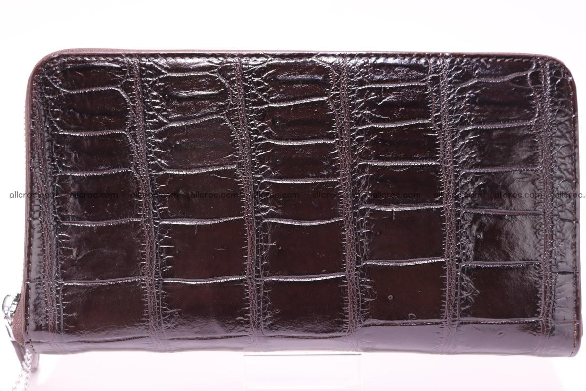 Crocodile wallet-clutch 1 zip 318 Foto 1