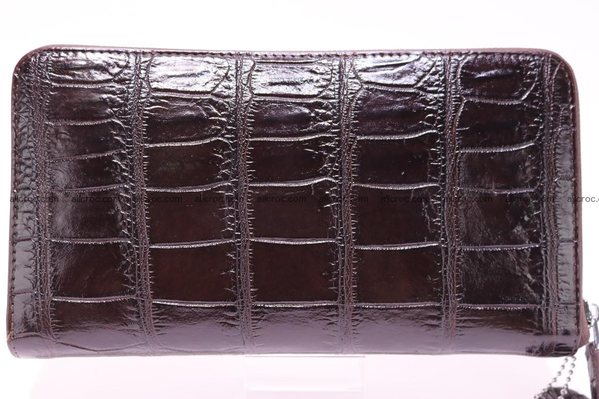 Crocodile wallet-clutch 1 zip 318 Foto 0