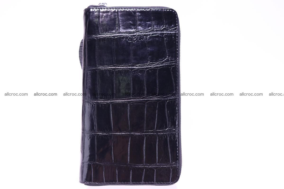 Crocodile wallet-clutch 1 zip 319 Foto 6
