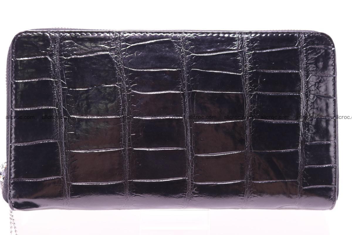 Crocodile wallet-clutch 1 zip 319 Foto 0