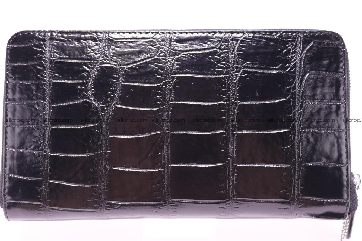 Crocodile wallet-clutch 1 zip 319 Foto 1