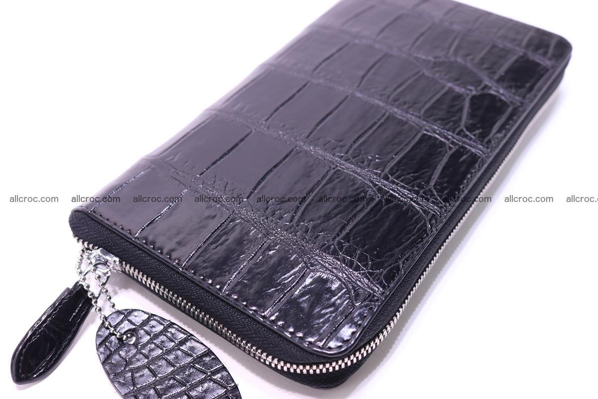 Crocodile wallet-clutch 1 zip 319 Foto 4