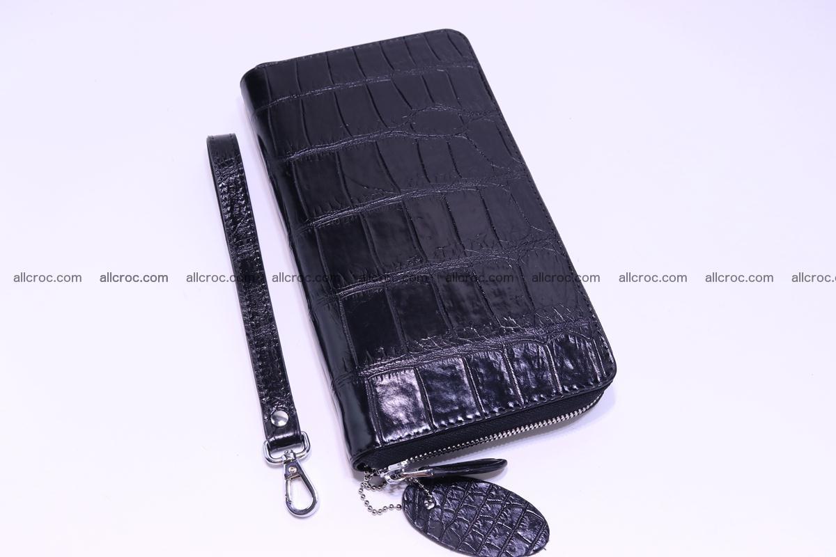Crocodile wallet-clutch 1 zip 319 Foto 10
