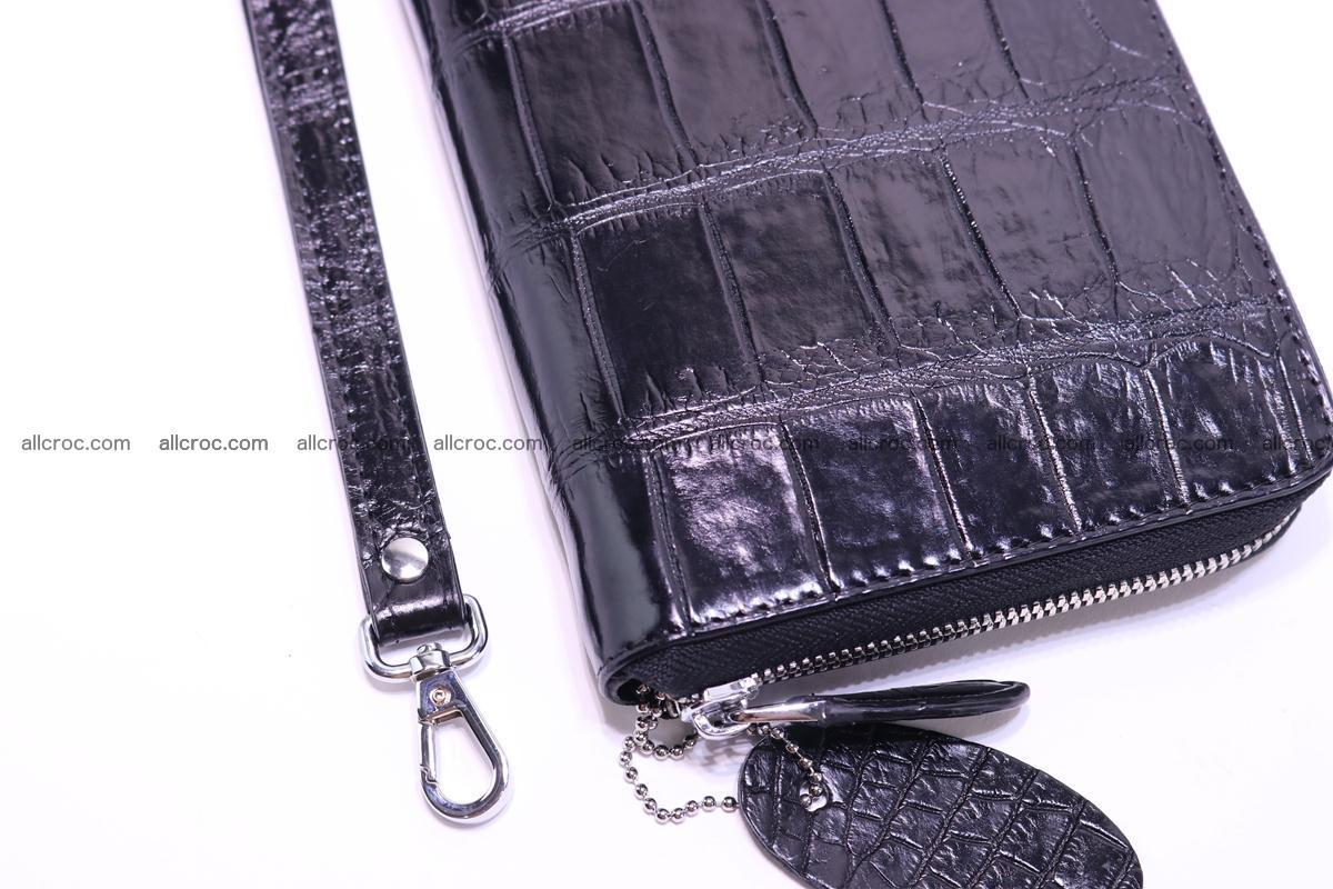 Crocodile wallet-clutch 1 zip 319 Foto 11