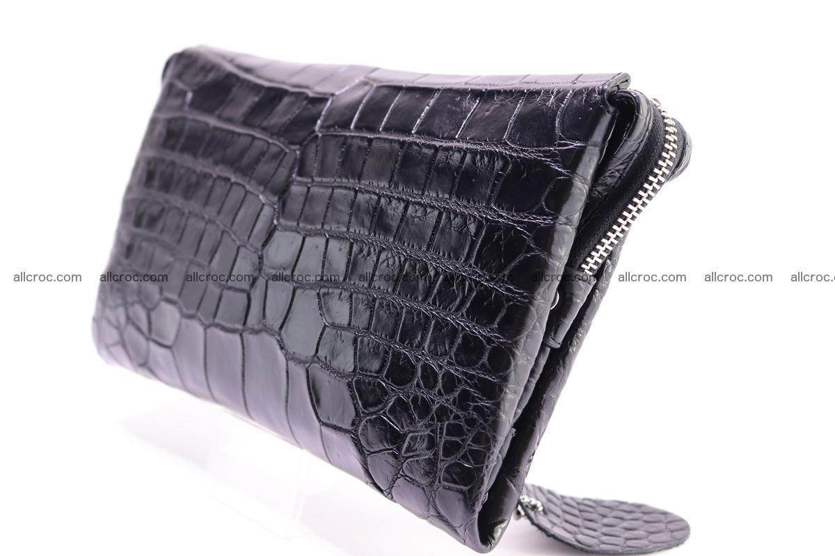 Crocodile wallet-clutch 1 zip 328 Foto 2