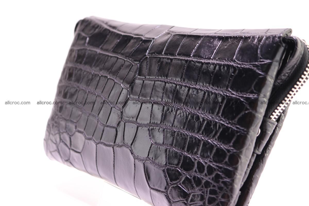 Crocodile wallet-clutch 1 zip 328 Foto 1