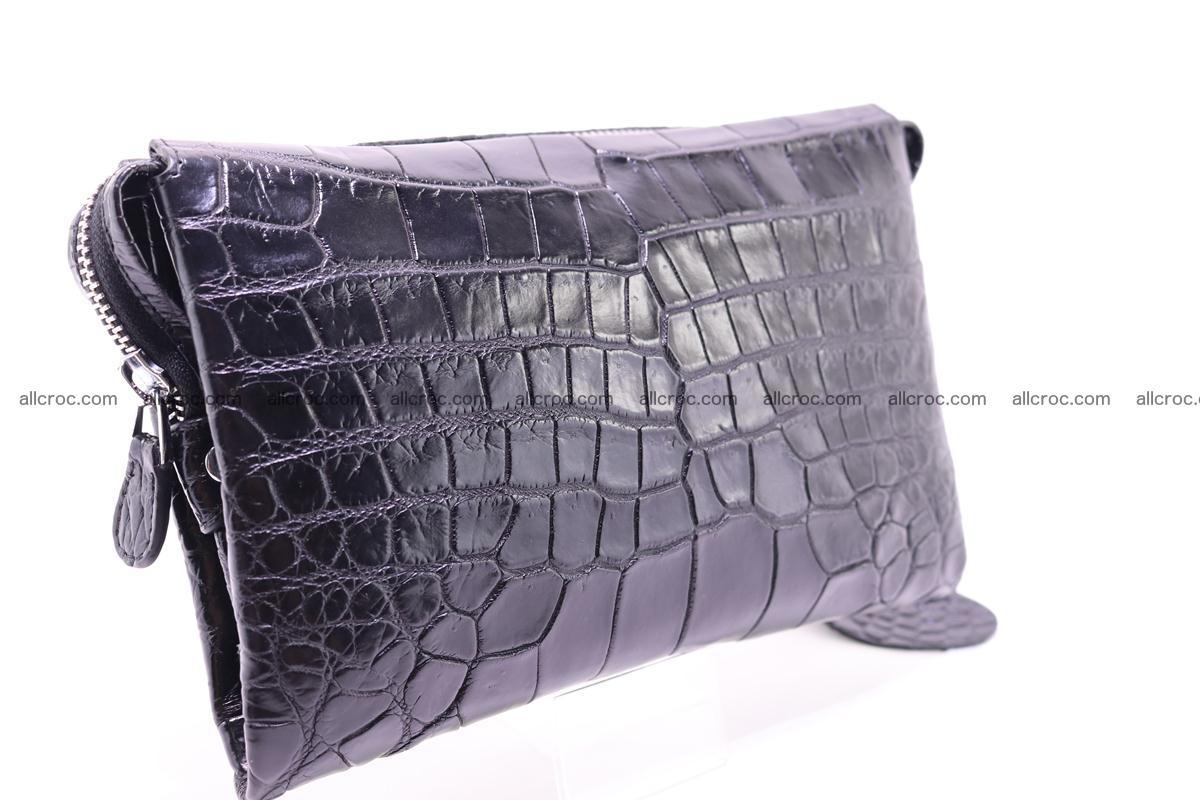 Crocodile wallet-clutch 1 zip 328 Foto 5