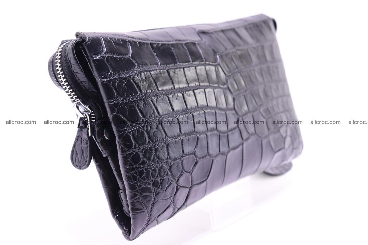 Crocodile wallet-clutch 1 zip 328 Foto 3