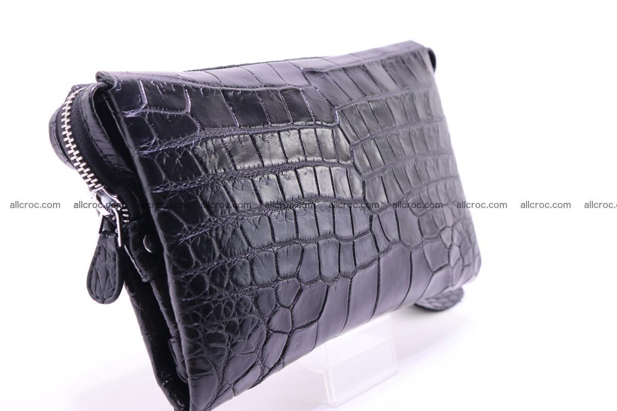 Crocodile wallet-clutch 1 zip 328 Foto 7
