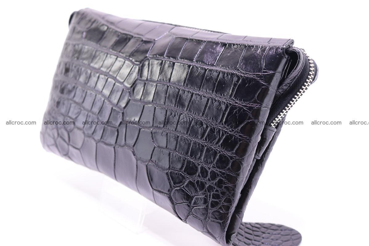 Crocodile wallet-clutch 1 zip 328 Foto 9