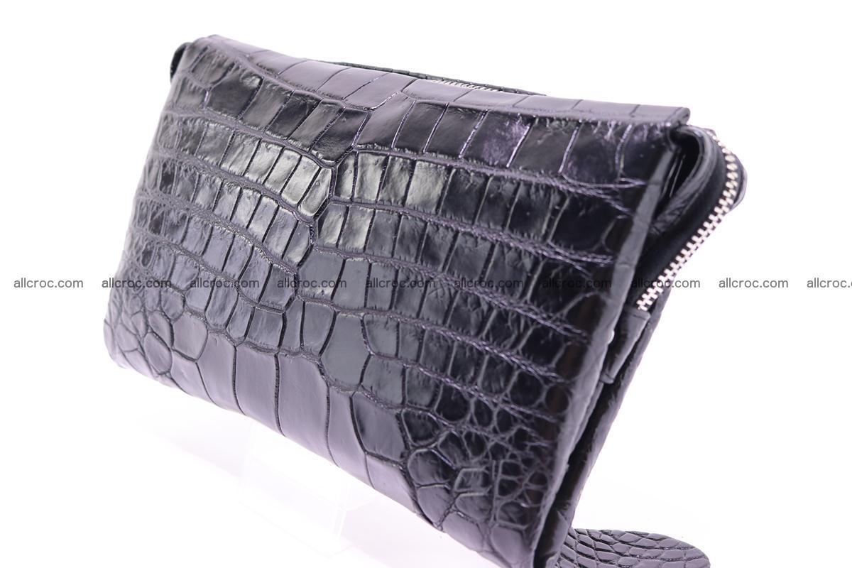 Crocodile wallet-clutch 1 zip 328 Foto 4