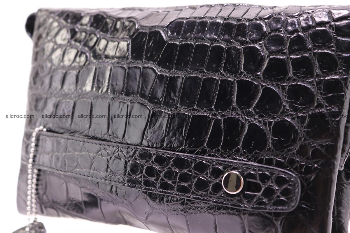 Crocodile wallet-clutch 1 zip 328 Foto 12
