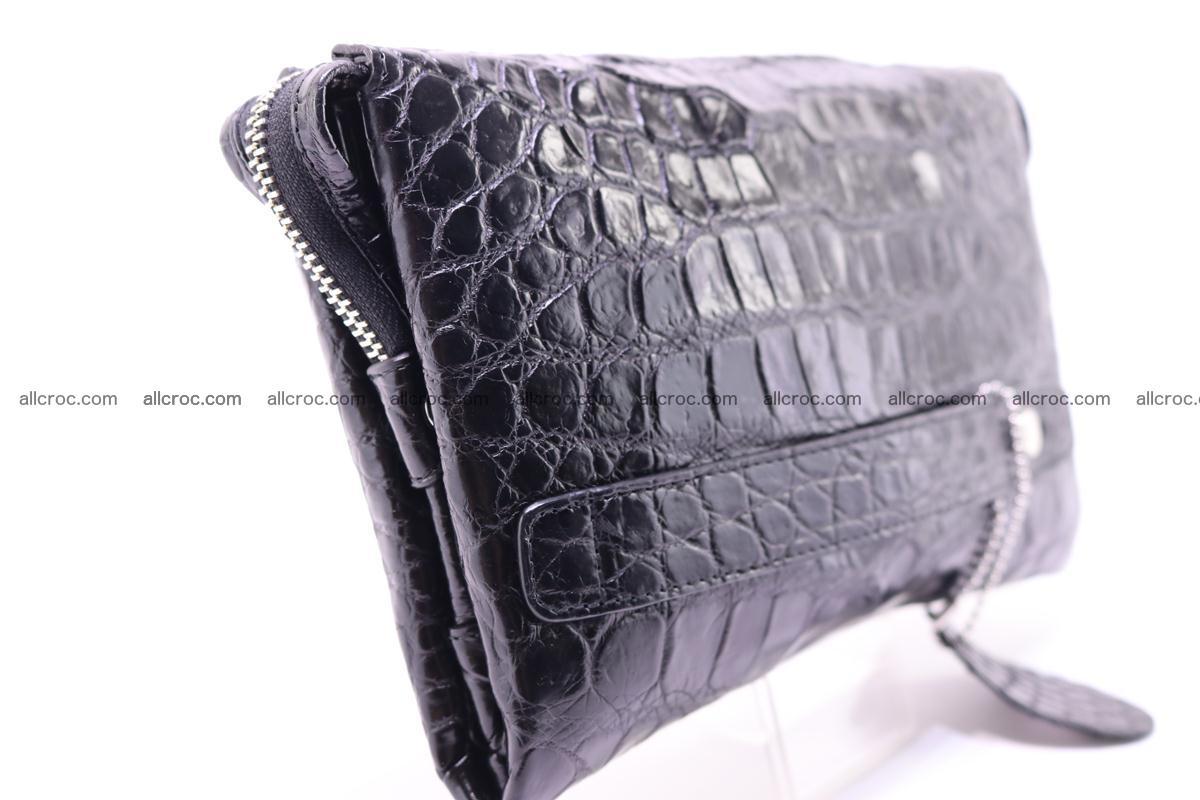 Crocodile wallet-clutch 1 zip 328 Foto 13