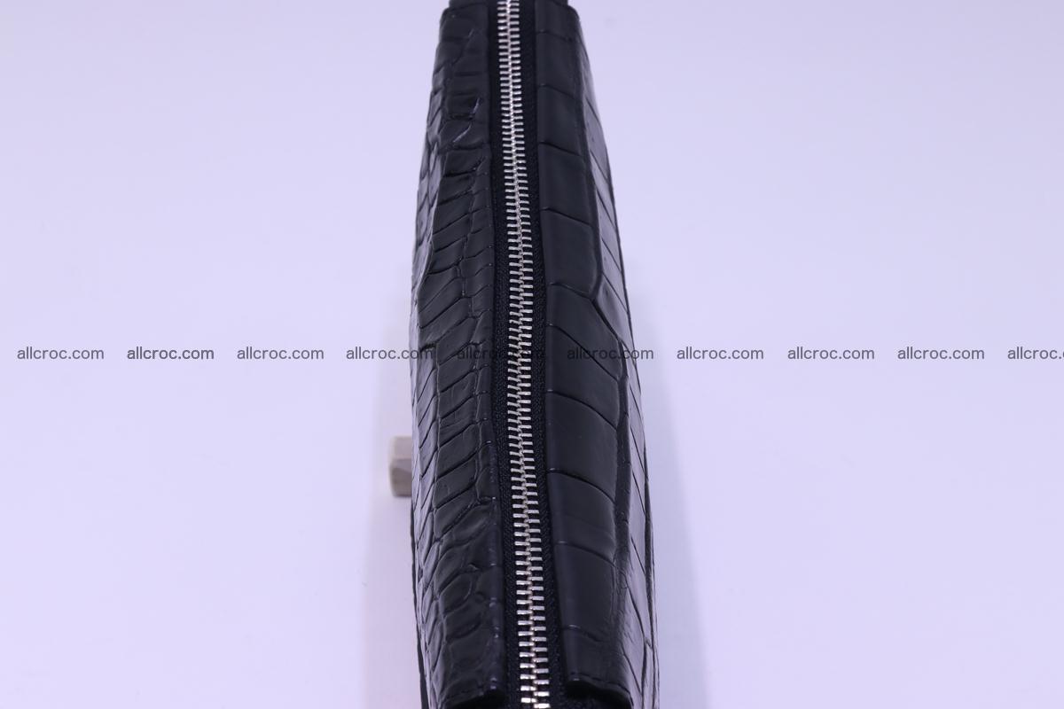 Crocodile wallet-clutch 1 zip 328 Foto 19