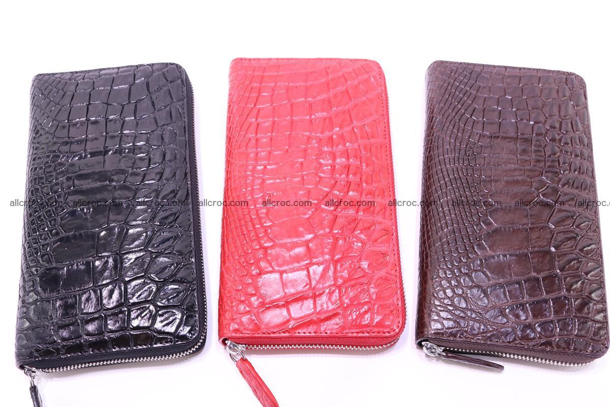 Crocodile wallet-clutch 1 zip 321 Foto 11