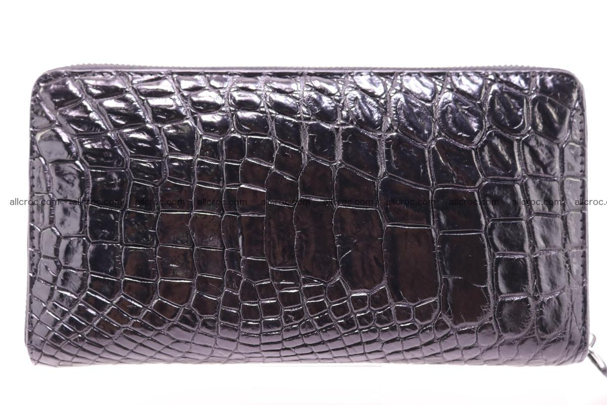 Crocodile wallet-clutch 1 zip 323 Foto 8