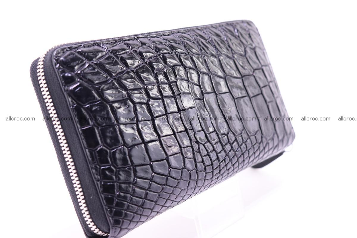 Crocodile wallet-clutch 1 zip 323 Foto 2