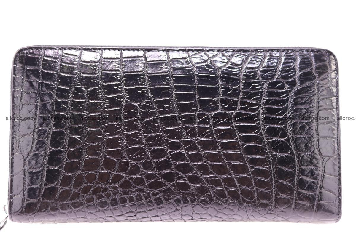 Crocodile wallet-clutch 1 zip 323 Foto 1