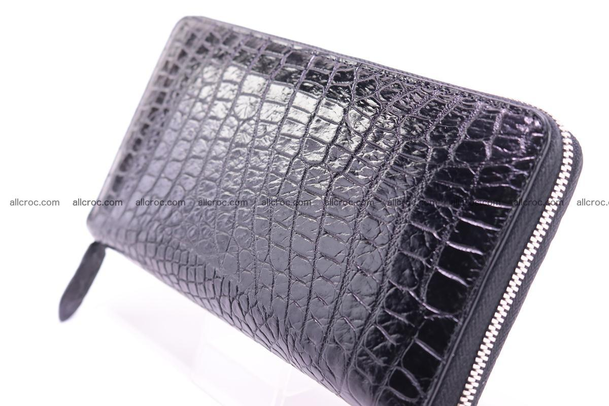Crocodile wallet-clutch 1 zip 323 Foto 10