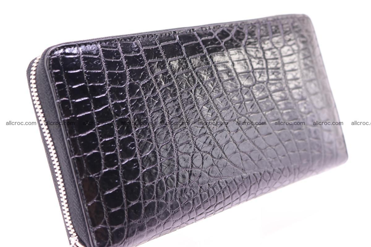 Crocodile wallet-clutch 1 zip 323 Foto 9