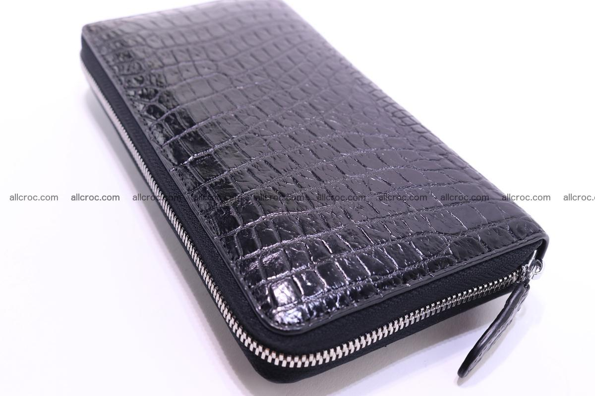 Crocodile wallet-clutch 1 zip 323 Foto 11