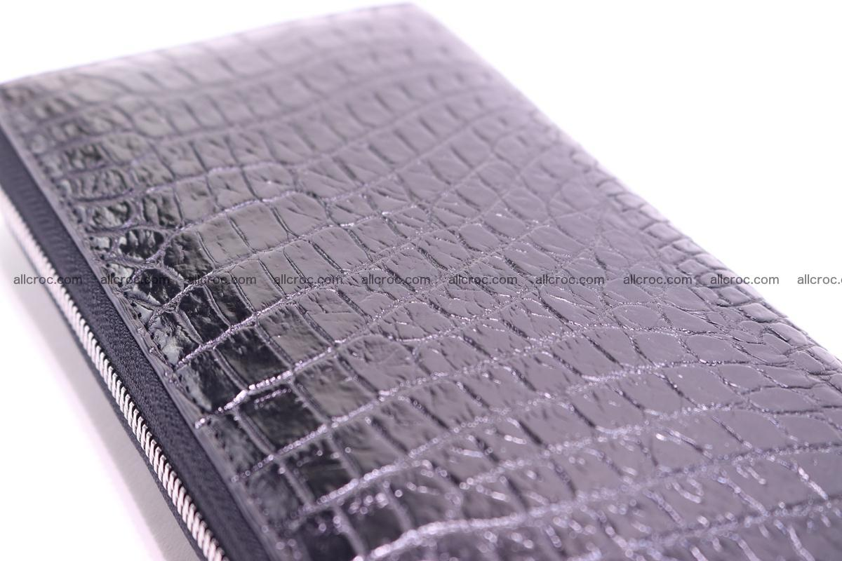 Crocodile wallet-clutch 1 zip 323 Foto 12