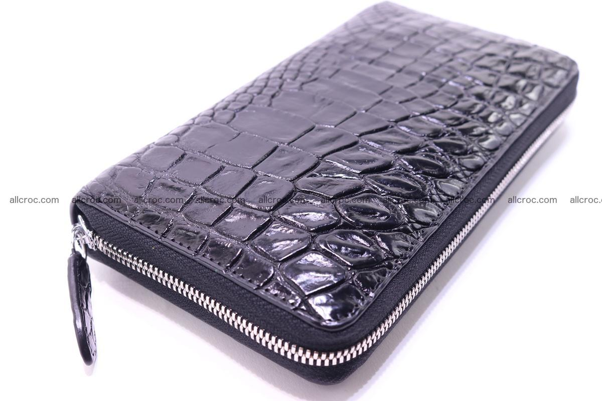 Crocodile wallet-clutch 1 zip 323 Foto 4
