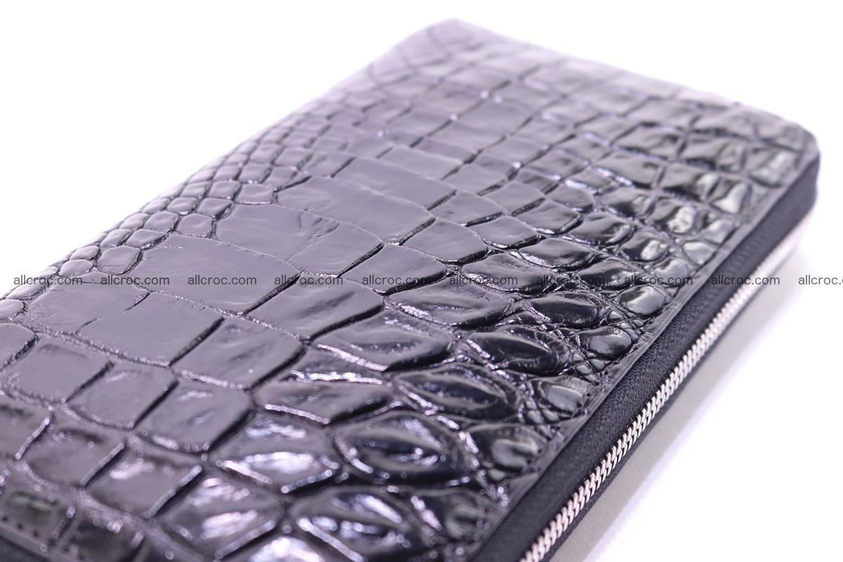Crocodile wallet-clutch 1 zip 323 Foto 5
