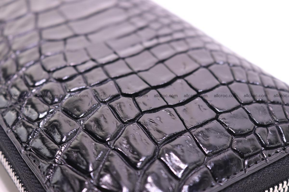 Crocodile wallet-clutch 1 zip 323 Foto 7