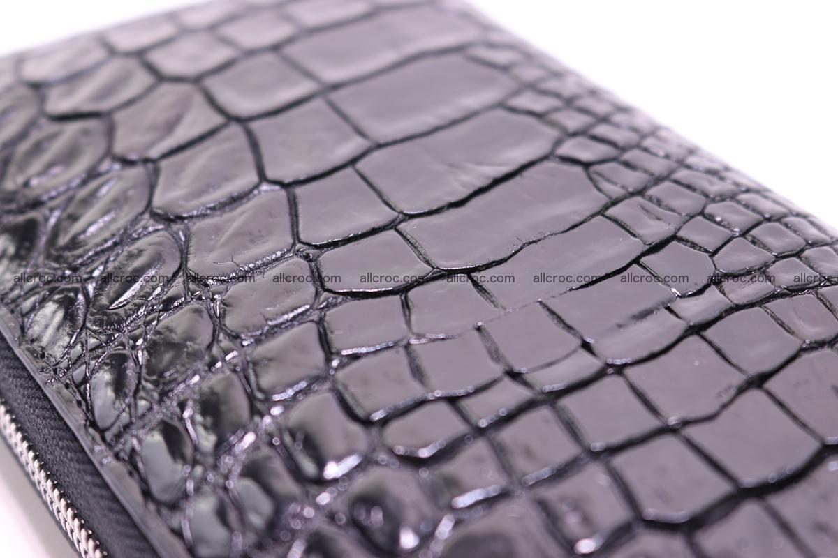 Crocodile wallet-clutch 1 zip 323 Foto 6