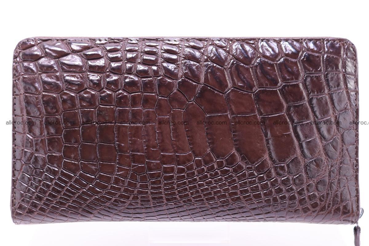 Crocodile wallet-clutch 1 zip 322 Foto 0