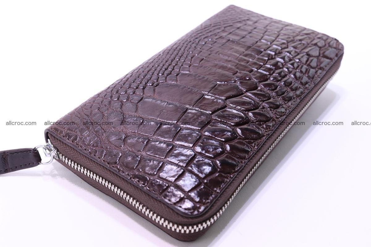 Crocodile wallet-clutch 1 zip 322 Foto 6