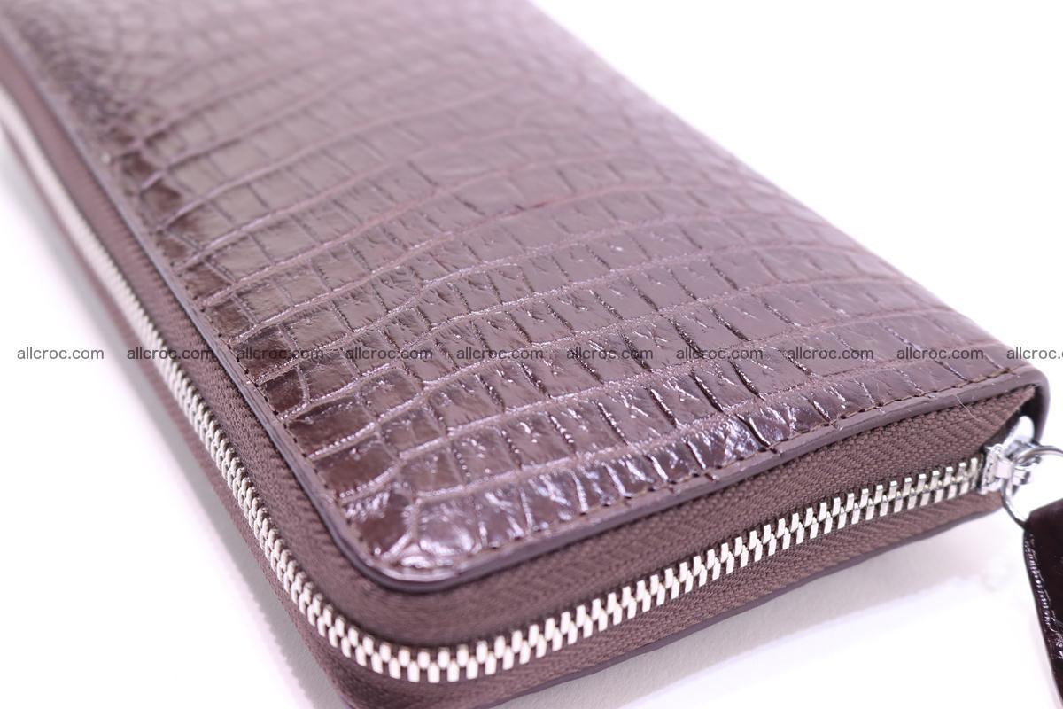 Crocodile wallet-clutch 1 zip 322 Foto 10