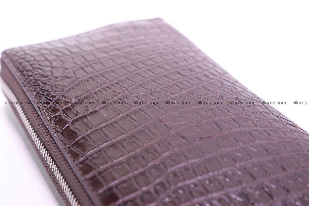 Crocodile wallet-clutch 1 zip 322 Foto 8