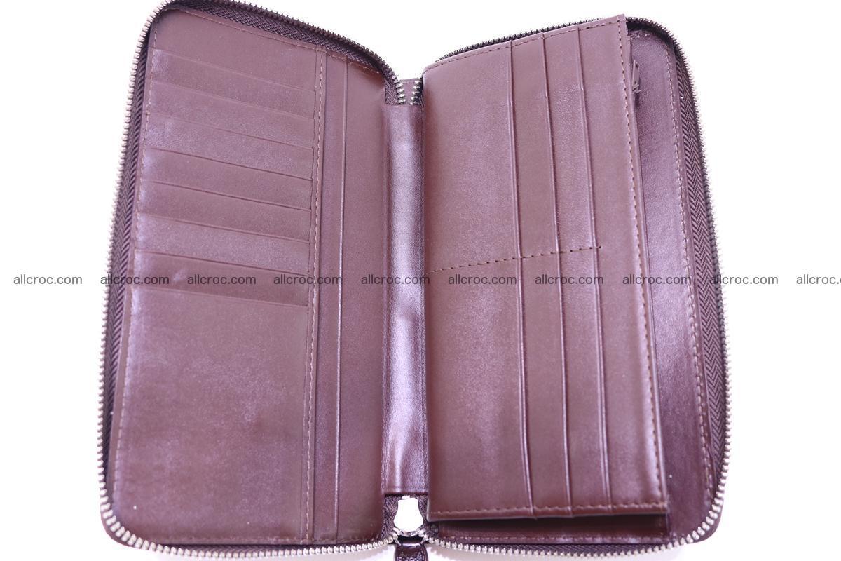 Crocodile wallet-clutch 1 zip 322 Foto 11
