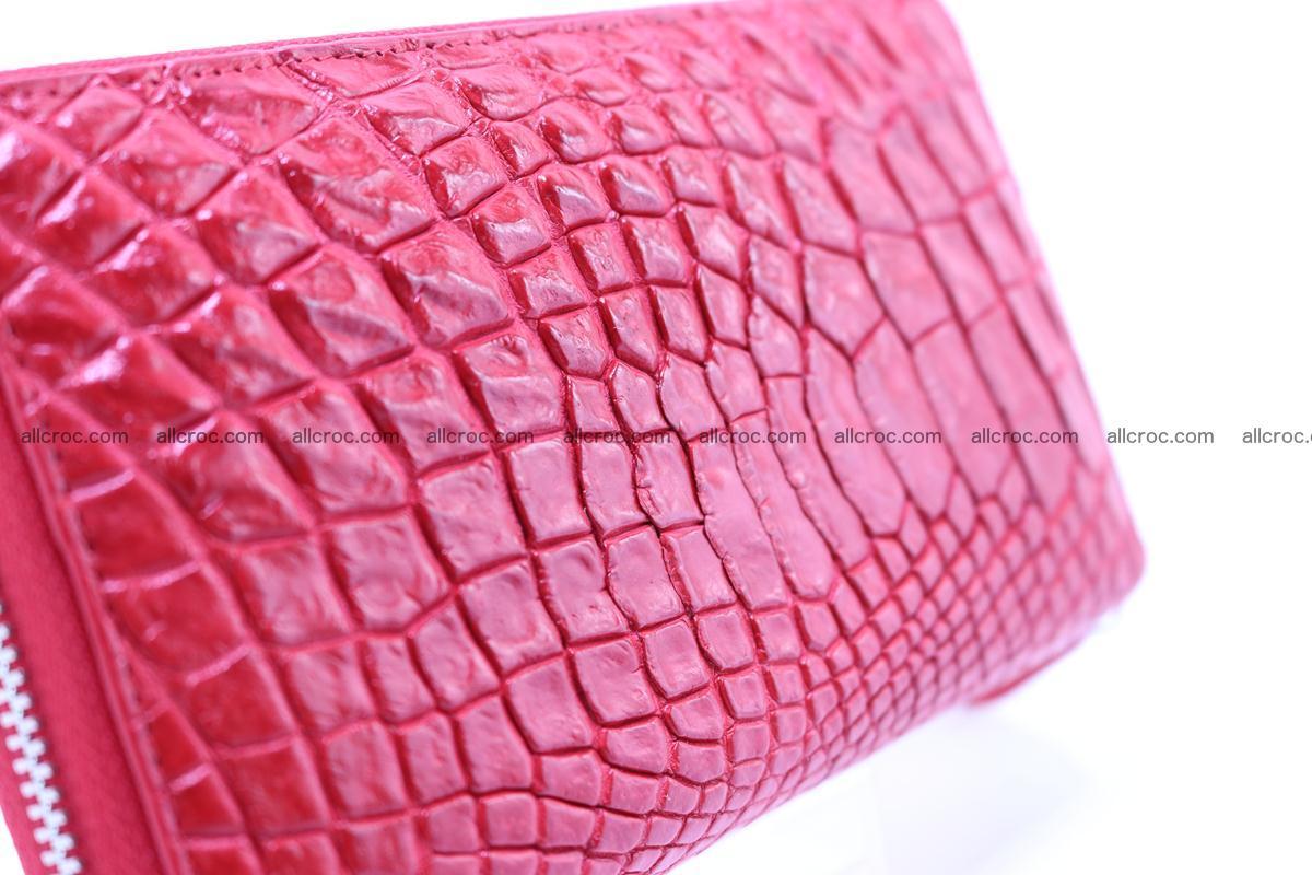 Crocodile wallet-clutch 1 zip 321 Foto 3