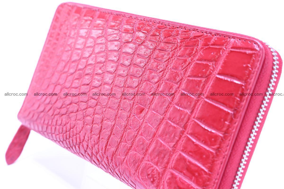 Crocodile wallet-clutch 1 zip 321 Foto 4