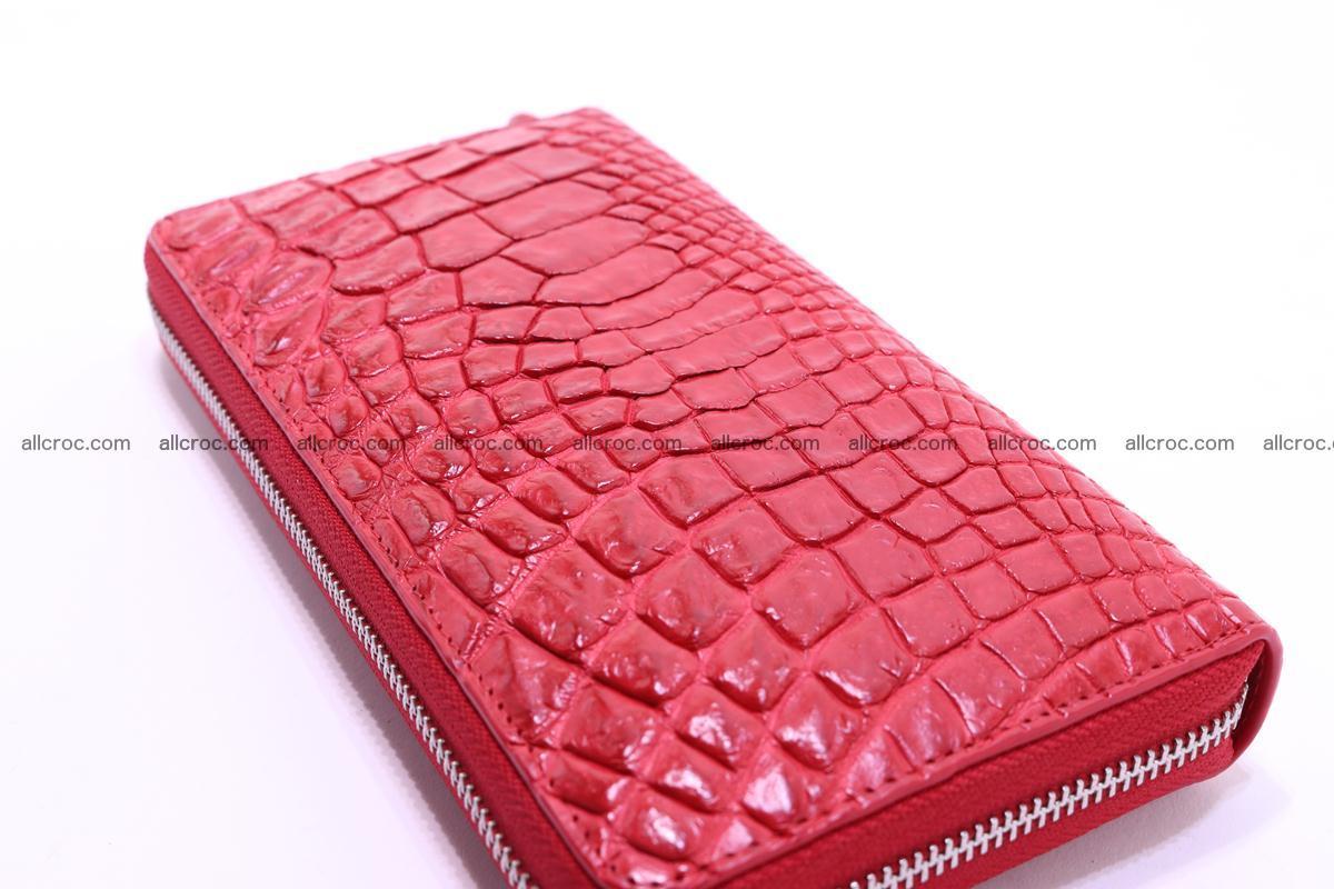Crocodile wallet-clutch 1 zip 321 Foto 6