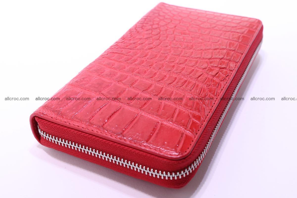 Crocodile wallet-clutch 1 zip 321 Foto 7