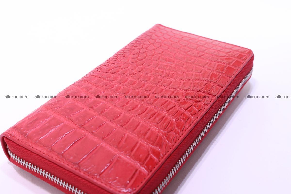 Crocodile wallet-clutch 1 zip 321 Foto 8