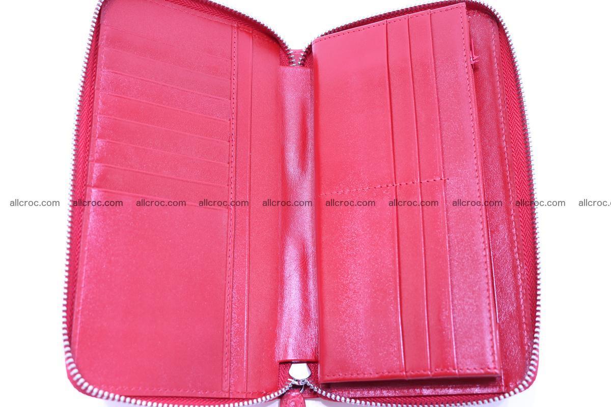 Crocodile wallet-clutch 1 zip 321 Foto 9
