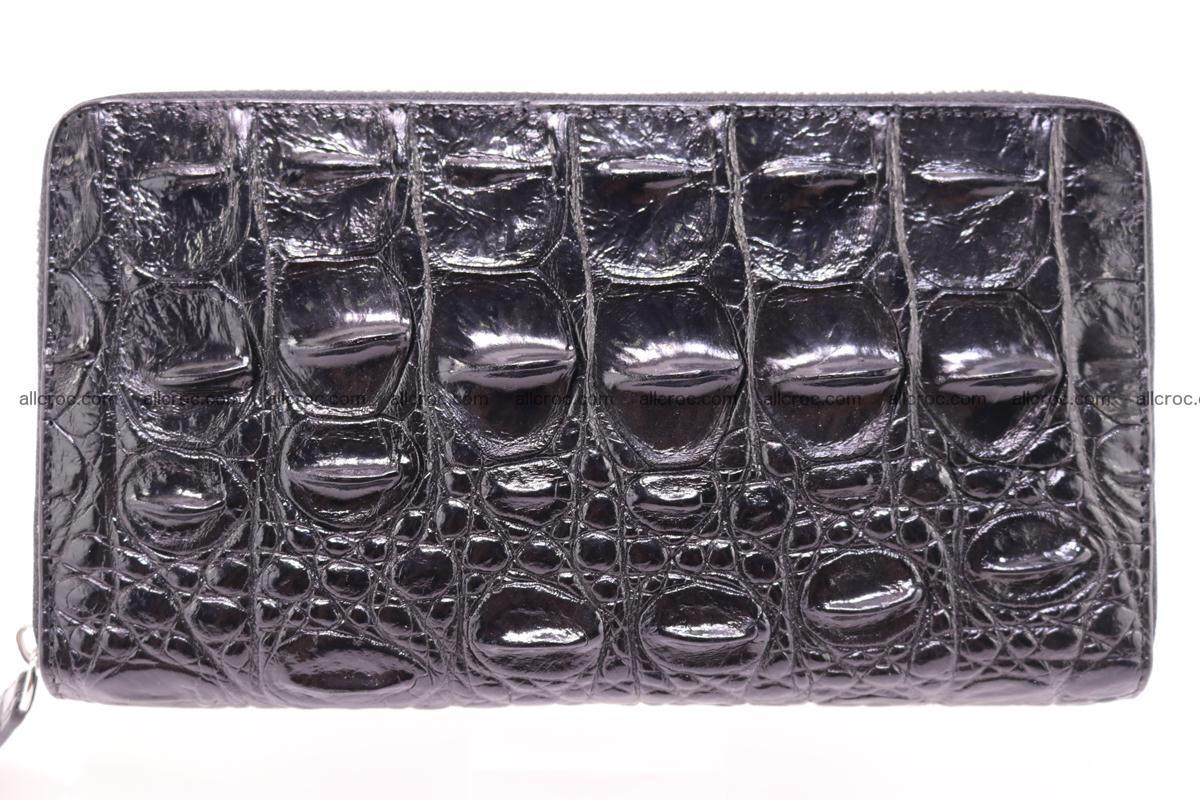 Crocodile wallet-clutch 1 zip 324 Foto 0