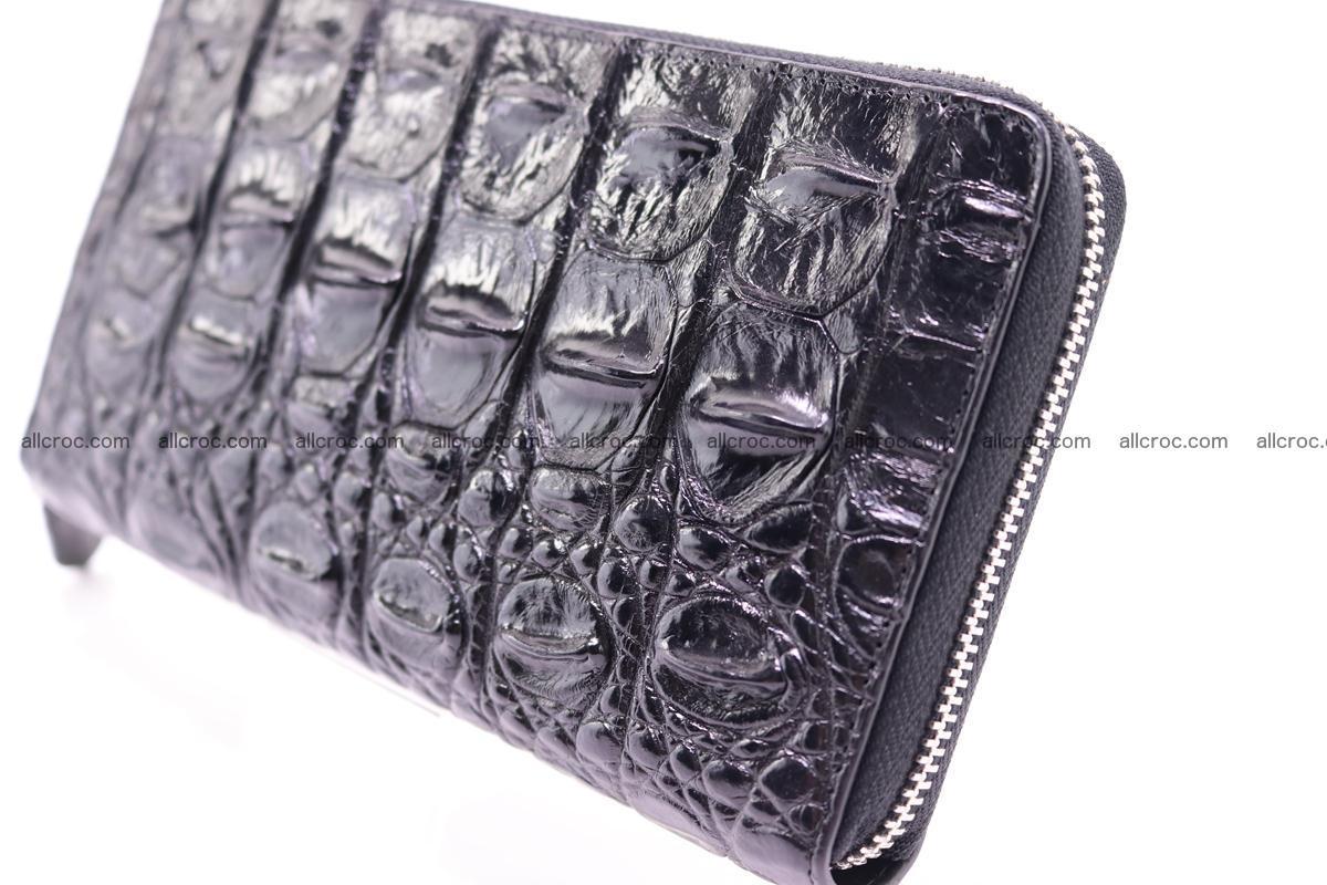 Crocodile wallet-clutch 1 zip 324 Foto 3
