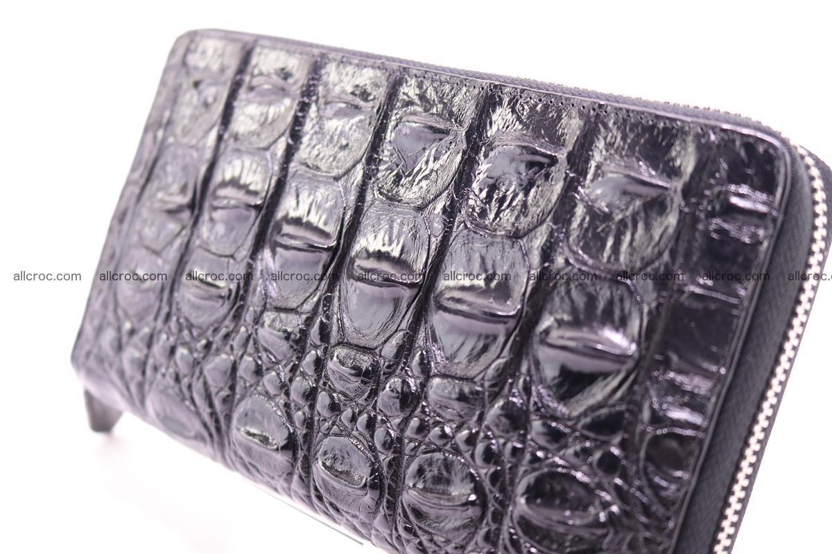 Crocodile wallet-clutch 1 zip 324 Foto 2