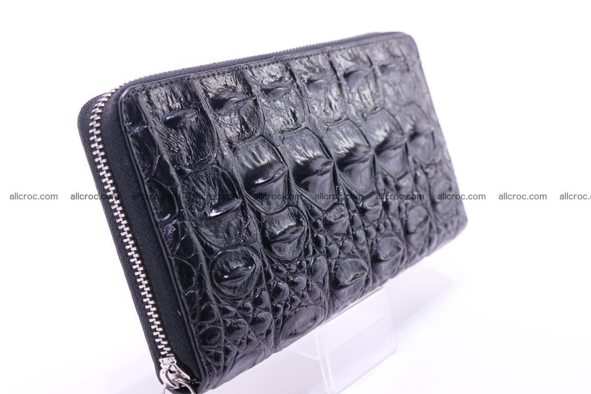 Crocodile wallet-clutch 1 zip 324 Foto 4